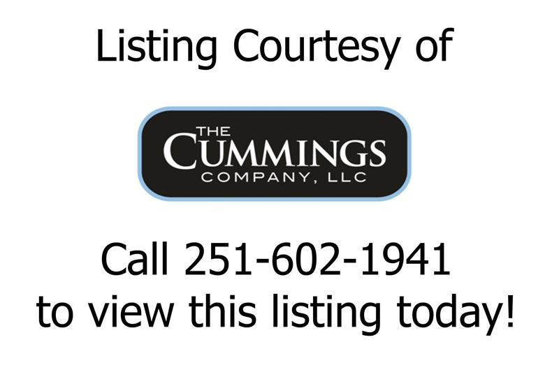 4251 Blue Rd Theodore AL 36582 For Sale with The Cummings Company