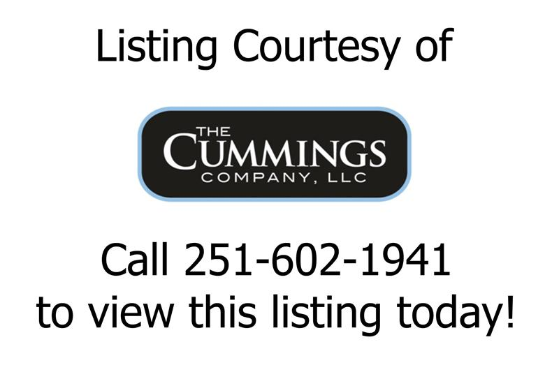 2626 Rosebud Dr, Mobile, AL 36695 listed by The Cummings Company