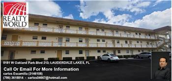 5181 W OAKLAND PARK BLVD 214, LAUDERDALE LAKES, FL