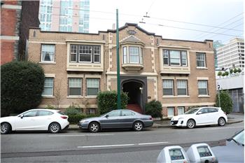 855 Thurlow Street, Vancouver, BC