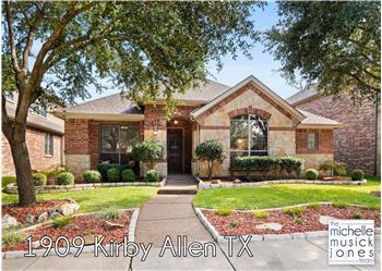 1909 Kirby, Allen, TX