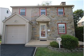 485 Maplewood Road, Springfield, PA