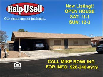 4662 W. 17th Street, Yuma, AZ