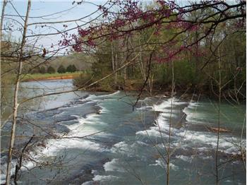 Rt3 Mulberry River, Oark, AR