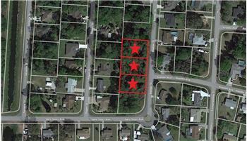 Beeber St Lot 36, 37 & 38, North Port, FL