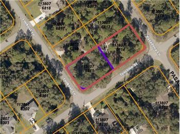 Junction St Lot 14 & 15, North Port, FL