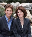 Johanna Wiseman and Sandy O'Keefe