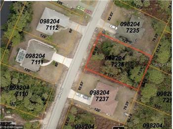 Ripley St Lot 36, North Port, FL