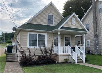 So much to offer in this pretty cape cod! Brand new in 2007 and all kitchen appliances including the washer, dryer and custom bl, Pringle, PA